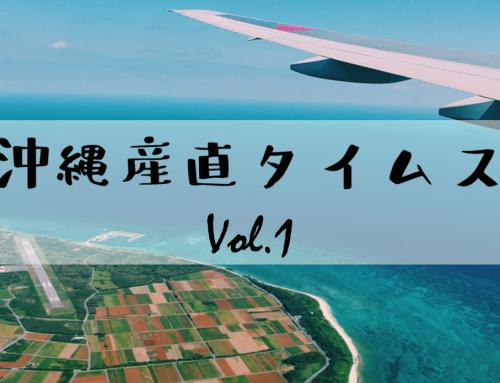 沖縄産直タイムス|vol.1
